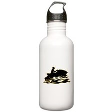 Jet-Skiing Water Bottle