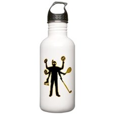 Multi-Talented Sportsman Water Bottle
