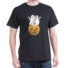 Pumpkin Ghosts T-Shirt