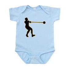 Hammer Throwing Infant Bodysuit