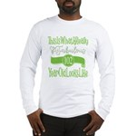 What is Reality Long Sleeve Dark T-Shirt