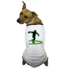 Discus Throwing Dog T-Shirt