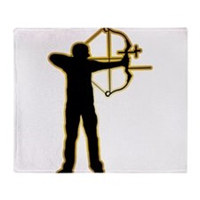 Archery Throw Blanket
