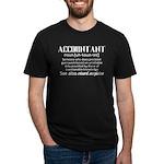 Who Are We 3/4 Sleeve T-shirt (Dark)