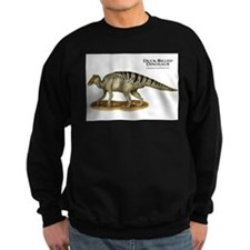 Duck-Billed Dinosaur Sweatshirt