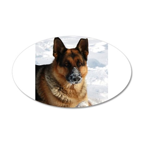 Diesel 20x12 Oval Wall Decal