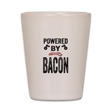 Powered by Bacon Shot Glass