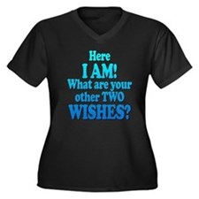 Here I am! What are your other two wishes? Women's
