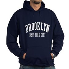 Brooklyn New York City NYC Hoodie