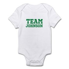 Team [your last name here!] onesie