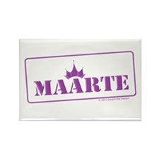 Maarte Rectangle Magnet