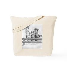 Blizzard - Tote Bag