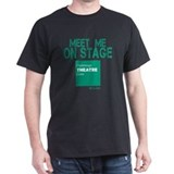 SS Tee: 2012T18 Meet Me On Stage (Black)