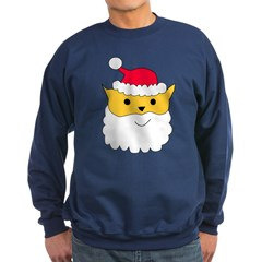 Santa Sweatshirt (dark)