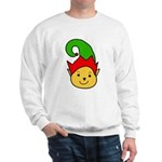 Elf Cat 2 Sweat (white)