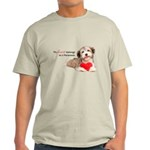 Havanese Heart Light T-Shirt