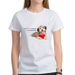 Havanese Heart Women's T-Shirt