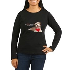 Havanese Heart T-Shirt