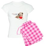 Havanese Heart Women's Light Pajamas