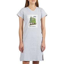 get-outdoors.jpg Women's Nightshirt