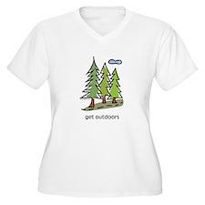 get-outdoors.jpg T-Shirt