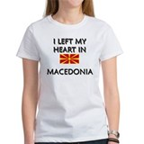 I Left My Heart In Macedonia Tee
