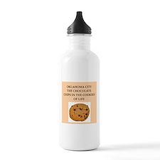 oklahoma city Water Bottle