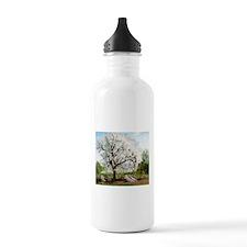 Carl Fredrik Hill Flowering Fruit Tree Water Bottle