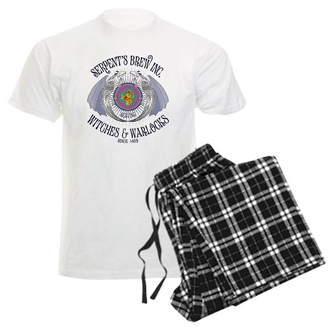 Serpent's Brew Men's Light Pajamas