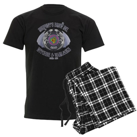Serpent's Brew Men's Dark Pajamas