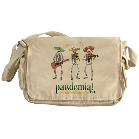 Pandemia! Messenger Bag
