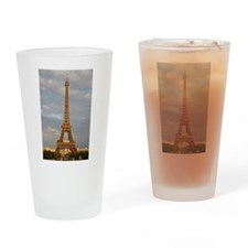 Eiffel Tower Drinking Glass