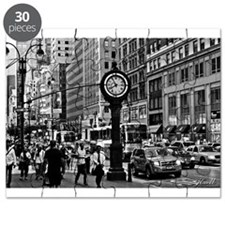 Fifth Ave - New York City Puzzle