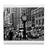 Fifth Ave - New York City Tile Coaster