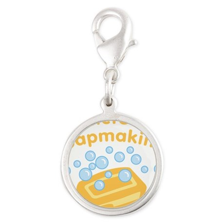 ad-to-soapmaking_tr.png Silver Round Charm