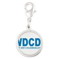 WDCD.png Silver Round Charm