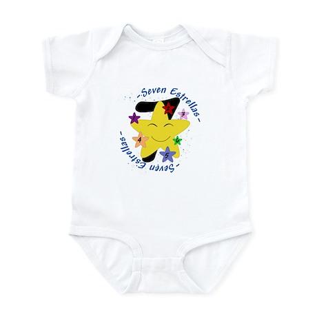 La Estrellas Infant Bodysuit