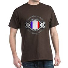 France Biking T-Shirt
