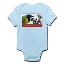 Green Jay Groupie Infant Bodysuit