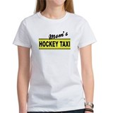 Mom's Hockey Taxi Tee