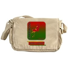 Carriacou Wear It Proud Messenger Bag