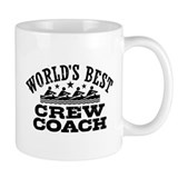 World's Best Crew Coach  Tasse