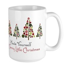 Merry Little Christmas Mug