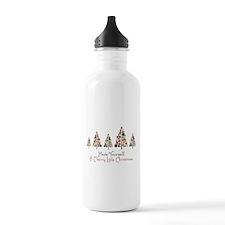 Merry Little Christmas Water Bottle