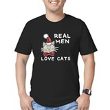 Real Men Love Cats T