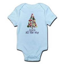 Jingle All The Way Infant Bodysuit