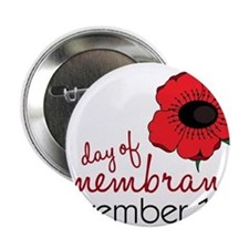 "Day Of Remembrance 2.25"" Button"