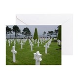 American Cemetery Greeting Cards (Pk of 10)