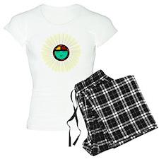 Native American Sun God Pajamas