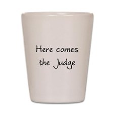 Judge Shot Glass